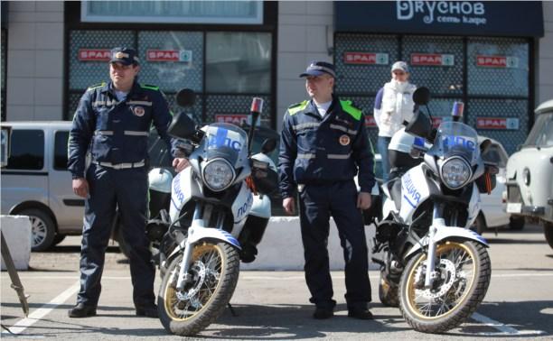 Туляков приглашают принять участие в конкурсе «В объективе полиция»
