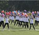 В Кимовске прошли соревнования по лёгкой атлетике