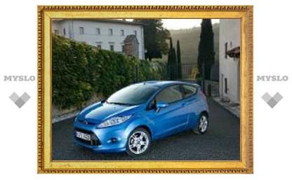 Знакомимся с Ford Fiesta нового поколения