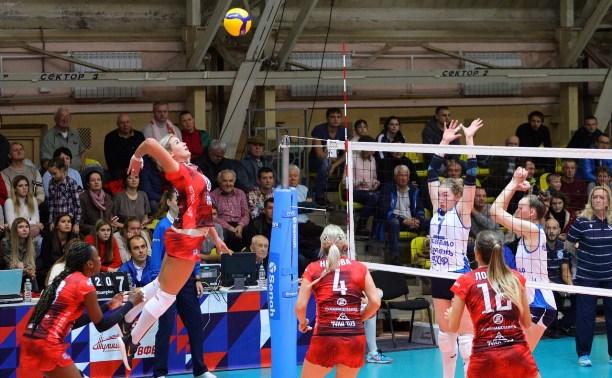 «Тулица» с победы стартовала в Чемпионате России