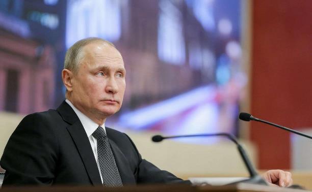 Сегодня состоится прямая линия с Владимиром Путиным