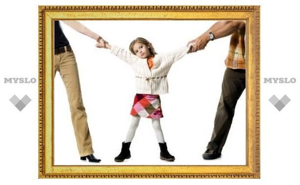 Тульские приставы обязали мать разрешить ребенку видеться с отцом