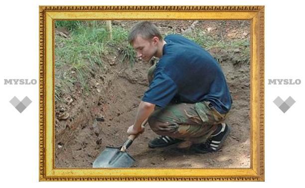 На Куликовом поле поймали «черных археологов»