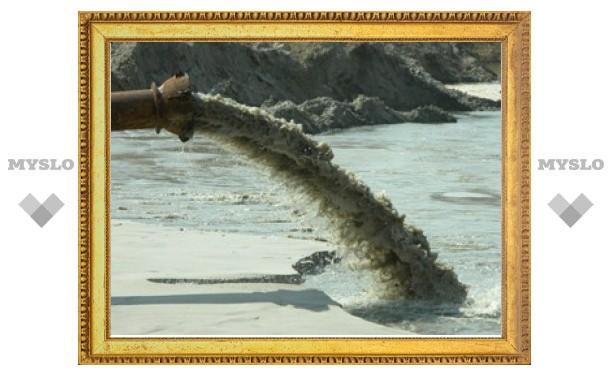 Под Тулой приостановили деятельность фирмы, загрязнявшей окружающую среду