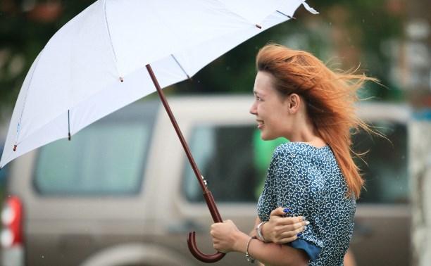 Синоптики: Выходные будут прохладными и дождливыми