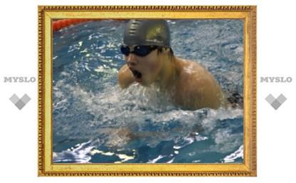 Новомосковские пловцы отличились на турнире Кузьмина