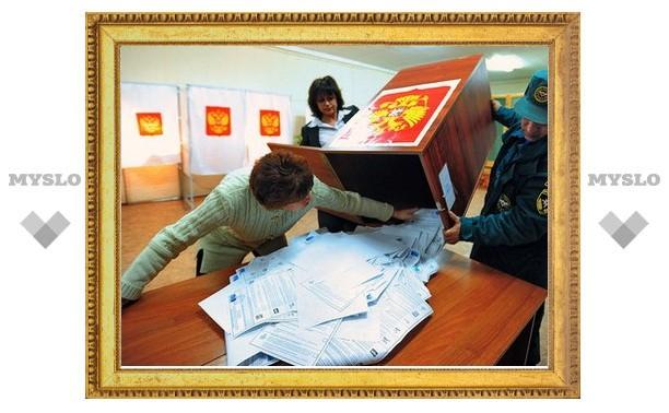 Выборы в Тульской области: зарегистрировано 11 сообщений о нарушениях
