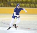 Тульские конькобежцы завоевали две медали на соревнованиях в Москве
