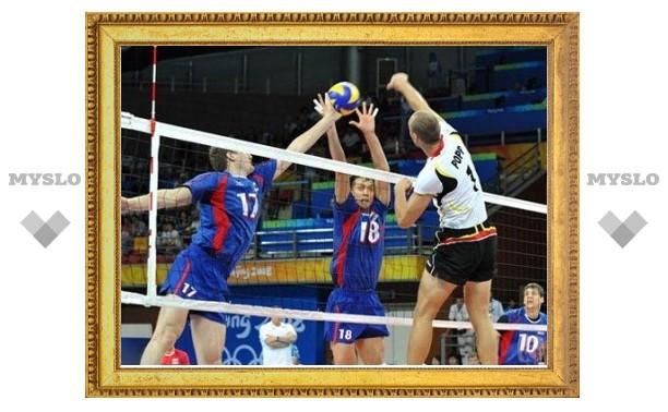 В Тульской волейбольной лиге определились полуфиналисты