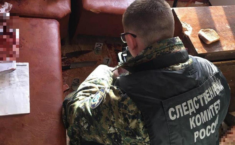 Пьяный житель Суворова зарезал своего знакомого