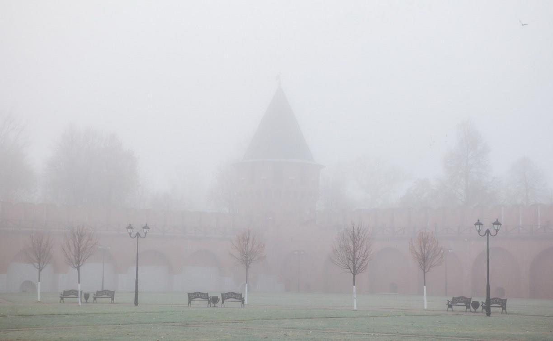 Метеопредупреждение: ночью и утром Тулу окутает густой туман