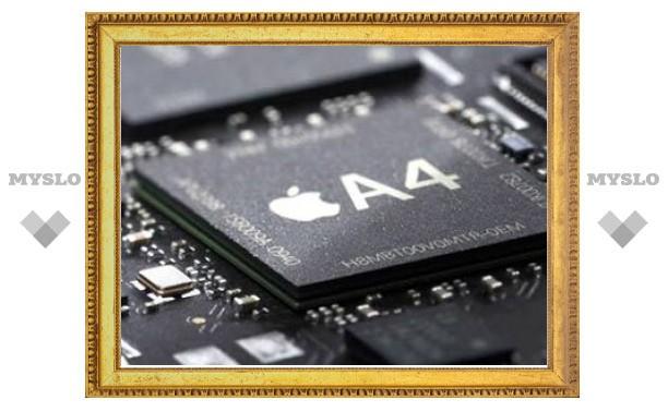 Журналисты докопались до ядра чипа Apple A4