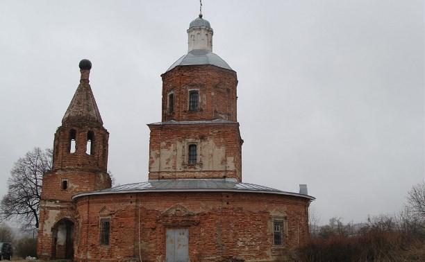 В селе Обидимо восстанавливают храм