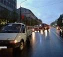 Вечером в пятницу водитель грузовой «Газели» сбил женщину с ребёнком