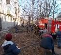 На пожаре в Болохово погибли две маленькие девочки