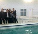 В Плавске после ремонта открылся бассейн