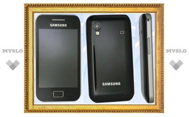 Samsung выпустит миниверсию смартфона Galaxy S