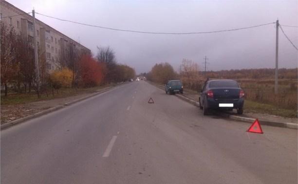 В ДТП в Алексине пострадали трое детей