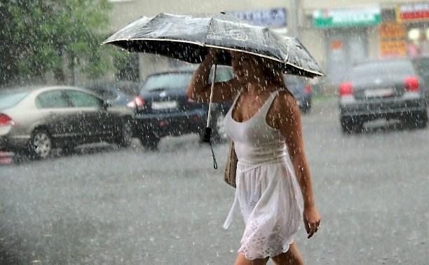Погода в Туле 12 июня: облачность, жара и небольшой дождь