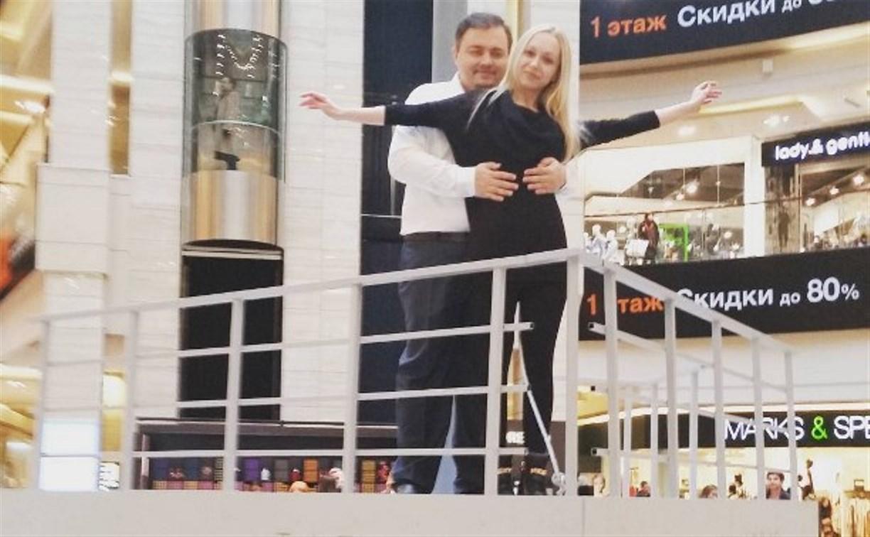 В московском ТЦ воспроизвели сцену из «Титаника» с участием двойника Ди Каприо