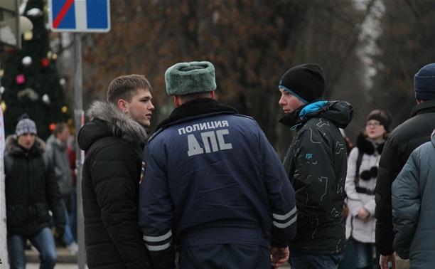 За час сотрудники ГИБДД поймали 40 пешеходов-нарушителей