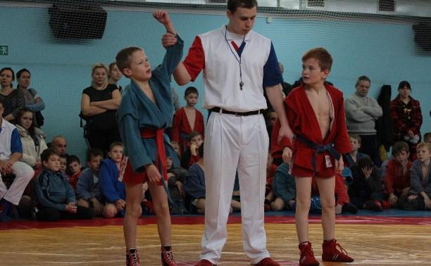 В Туле прошел Всероссийский день самбо