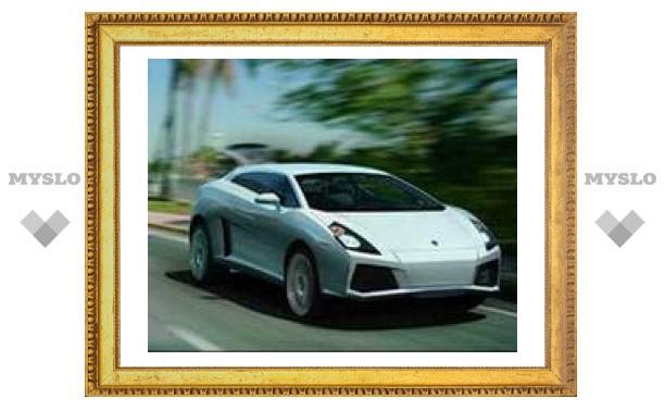 Кроссовер Lamborghini появится в 2009 году