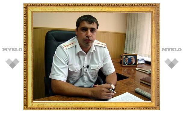 Уволенный за драку и перестрелку в Туапсе начальник ГАИ тоже из Тулы