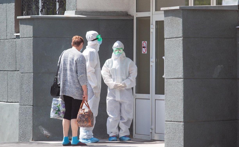 В Тульской области 109 новых случаев коронавируса