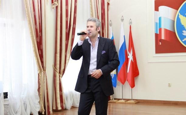 Перед заключёнными тульской колонии №2 выступил Андрей Бандера