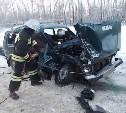 В аварии на трассе «Тула-Новомосковск» погибли два человека