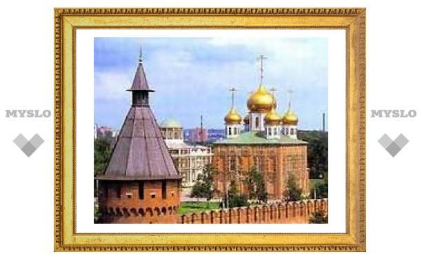 Администрация области просит денег на ремонт кремля
