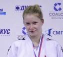 Тулячка Мария Грызлова стала чемпионкой России по дзюдо среди юниоров