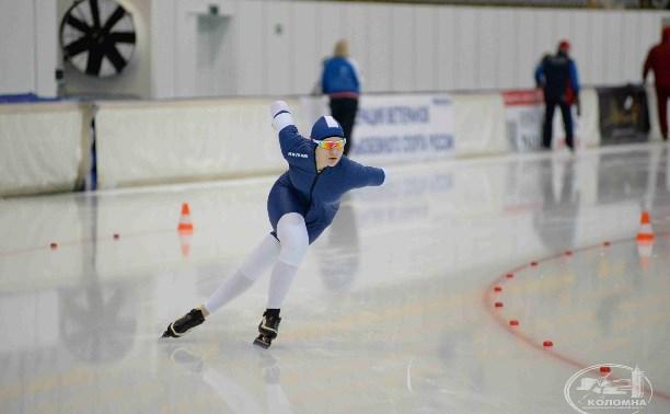 Тулячка Олеся Сергиеня установила четыре рекорда в конькобежном спорте