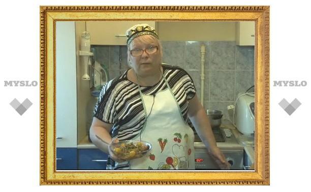 """""""Баклажаны """"по-флотски"""" - Кухня для чайников 8."""