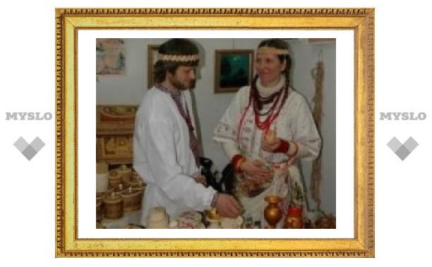 Сегодня в Туле открывается выставка народных промыслов