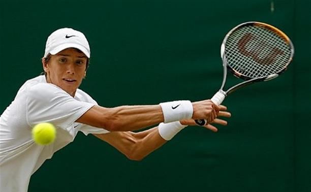 Тульский теннисист успешно стартовал на турнире в Казани
