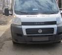 В Донском микроавтобус сбил пенсионера