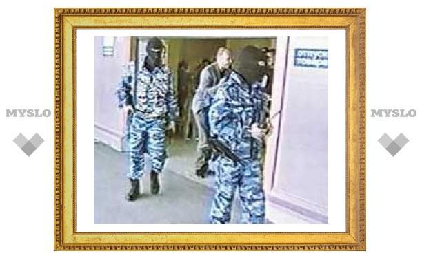 В Туле произошел захват заложника