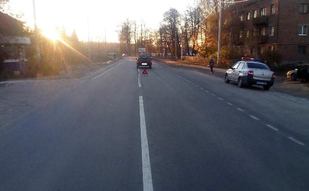 В Суворовском районе автомобиль сбил 88-летнюю женщину