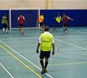 В Туле прошел третий тур чемпионата города по мини-футболу