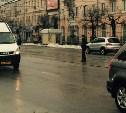 Сотрудники тульского УГИБДД в ходе рейда поймали 5 пешеходов-нарушителей