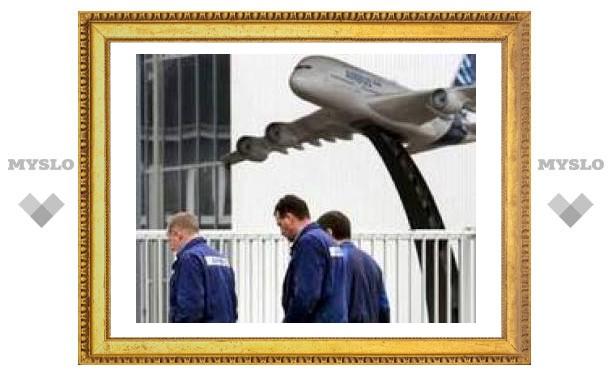 Рабочие Airbus снова вышли на забастовку