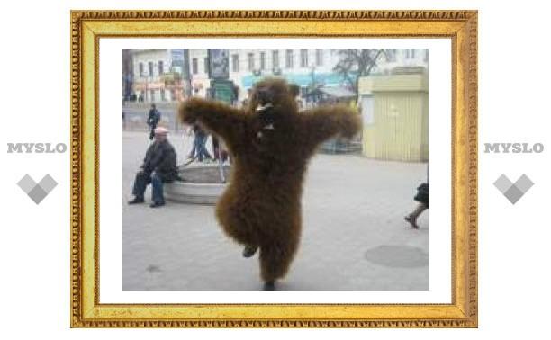 """В центре Тулы нашли """"космонавтов"""""""
