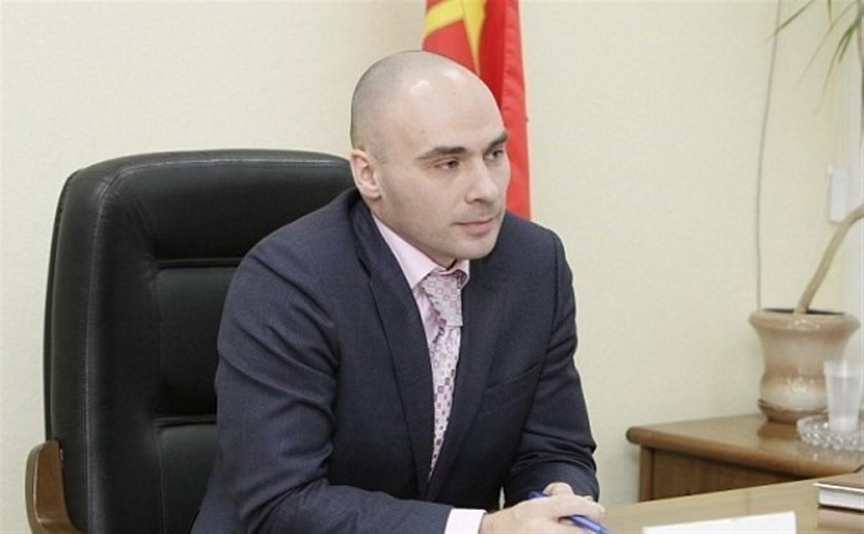 Алексей Бирюлин возглавил администрацию Новомосковска