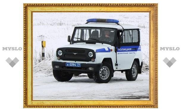 В Туле полицейские поймали вора электропроводки