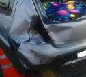 На автодороге «Дон» столкнулись «Фиат» и «Рено»: Пострадала 9-летняя девочка