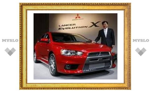 Россия станет крупнейшим рынком для Mitsubishi