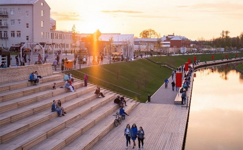 Казанскую набережную в Туле хотят продлить в Пролетарский район и Заречье
