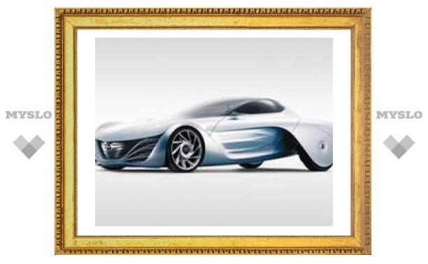 Mazda покажет в Токио новый концепт-кар